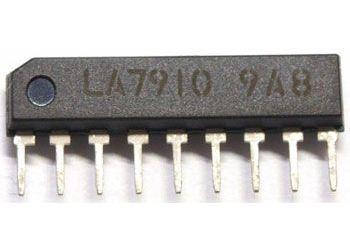 LA7910 - LIN IC pro TV, SIP9