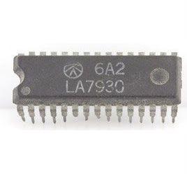 LA7930 - LIN IC pro TV, SDIP30