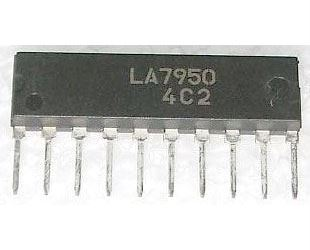 LA7950 - diskriminátor pro TV, SIP10