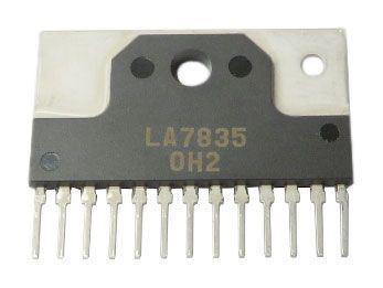 LA7835 - vertikál pro TV, SIL13