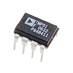 TMP01FP - termostat, DIL8