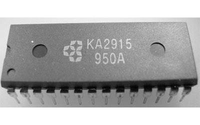 KA2915 - obvod pro TV, DIL24