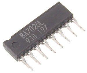 BA7026L - přepínač videosignálu
