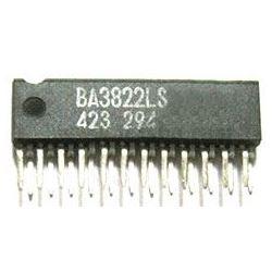 BA3822LS - nf ekvalizér, ZSIP-24