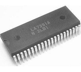 LA7391A - signál.procesor pro VHS, DIP42S