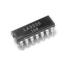 LA3220-záznamový/snímací zesilovač pro MGF DIP14