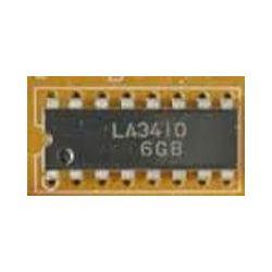 LA3410 - FM stereo dekodér PLL, DIL16