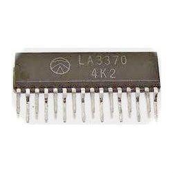 LA3370-PLL FM multiplex stereo dekodér pro autoradia