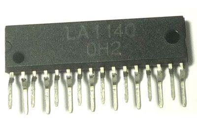 LA1140-FM tuner pro autorádia SIP16