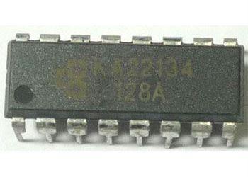 KA22134-předzesilovač pro MGF stereo DIP16
