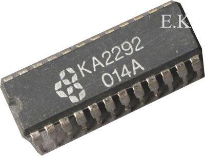 KA2292 - AM/FM tuner+MPX, SDIP-24