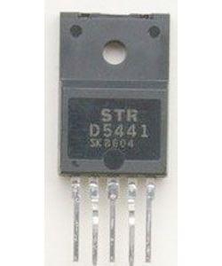 STRD5541-regulátor napětí pro TV, SOT93/5
