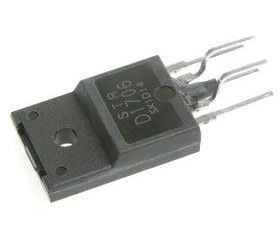 STRD1706-regul.napětí pro TV
