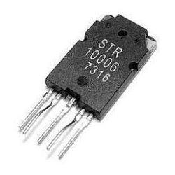 STR10006 - regulátor napětí pro TV, SOT93/5
