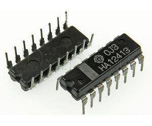 HA12413 - FM/AM přijímač Hitachi, DIL16