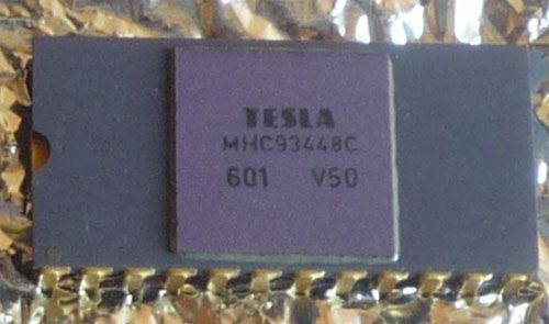 MHC93448C PROM 512x8bit., DIL24