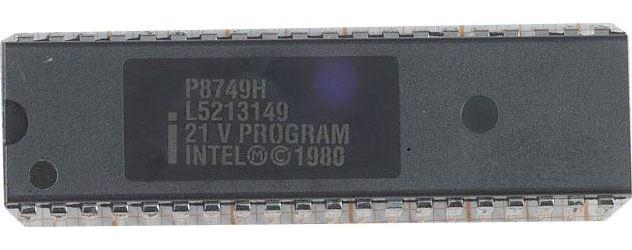 8749H Intel - DIL40 /P8749H/