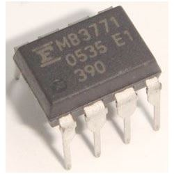 MB3771 - power supply monitor, DIL8