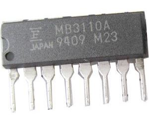 MB3110A - 2x nf zesilovač