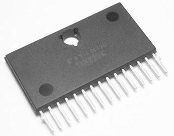 TA8229K - nf zesilovač 2x4,5W, SIL15