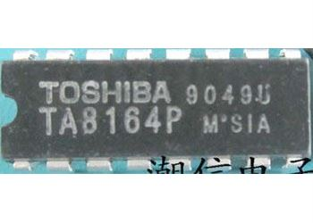 TA8164P - AM/FM přijímač, DIP16