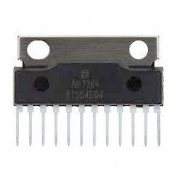 HA13108(AN7149) nf zesilovač 2x7W, 18V/ 4A