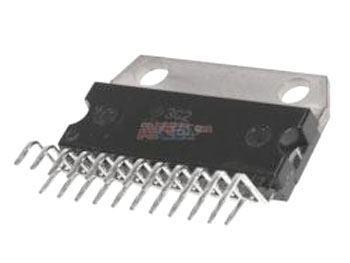HA13155 - nf zesilovač 4x33W, SQL23