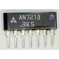 AN7213 - FM tuner, DIP18