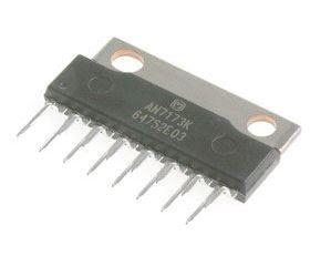 AN7173K - nf zesilovač 2x12,5W, SIP23