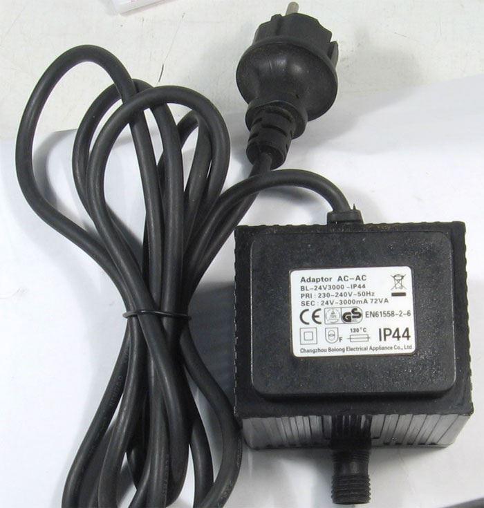 Trafo EI TC-14-2 110-117-127-220-240V/16V