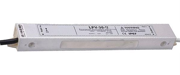 Zdroj-LED driver 12VDC/30W LPV30-12, CARSPA