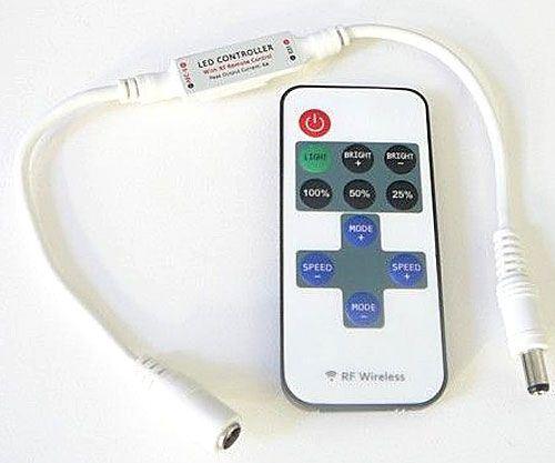 Ovládač LED pásků 12V/6A, D.O. 433MHz
