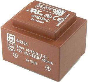 Trafo DPS 5VA 6V MYRRA 44229