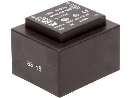 Trafo DPS 6VA 12V HAHN EI 422 1275