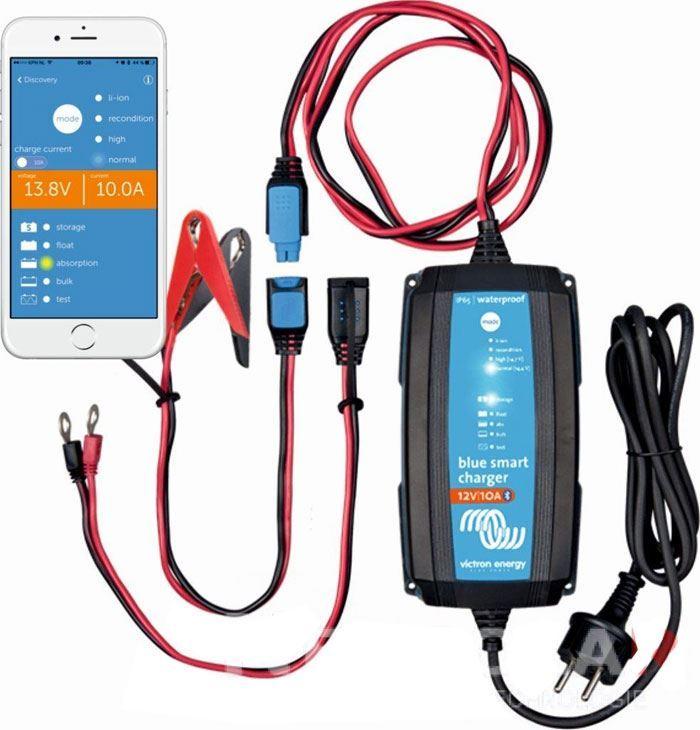 Nabíječka Victron Energy BlueSmart 12V/25A, IP65