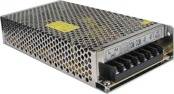 Průmyslový zdroj Jyins S-100-15, 15V=/100W spínaný