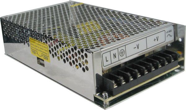 Průmyslový zdroj Jyins S-200-12, 12V=/200W spínaný