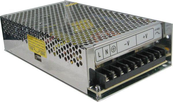 Průmyslový zdroj Jyins S-200-24, 24V=/200W spínaný
