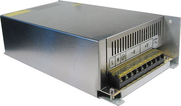 Průmyslový zdroj Jyins S-600-12, 12V=/600W spínaný