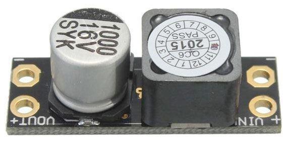Odrušovací filtr pro kamery v dronech a RC modelech - RTF LC filtr