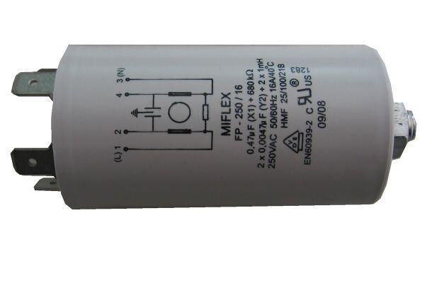 Odrušovací filtr FP-250/16-N          (FLCR630501)