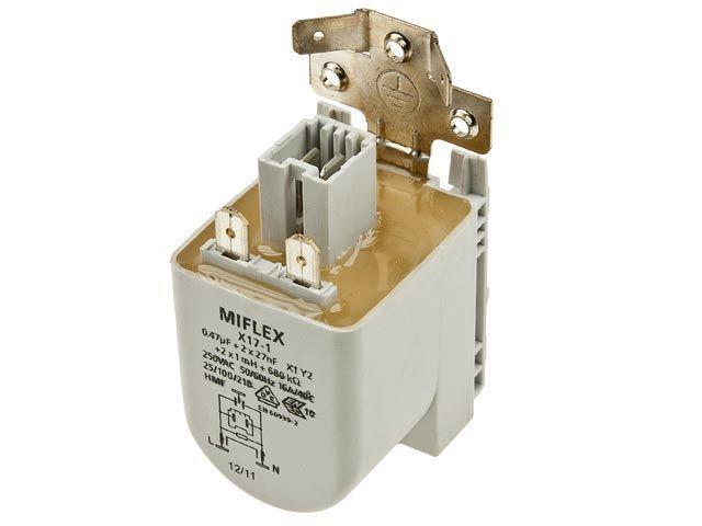 Odrušovací filtr X17-1 250VAC/16A 50-60Hz