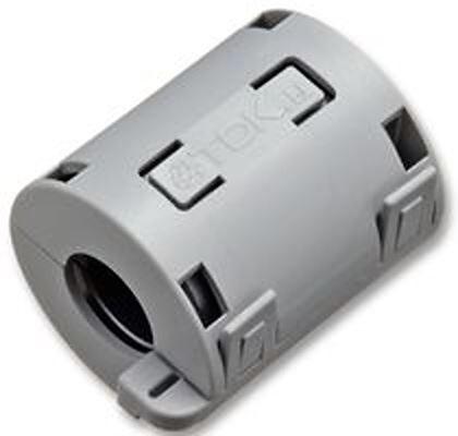 Dělené feritové jádro na kabel do 9mm TDK