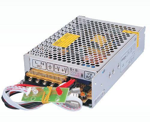 Průmyslový zdroj+UPS Carspa 24V=/120W spínaný SC-120/24
