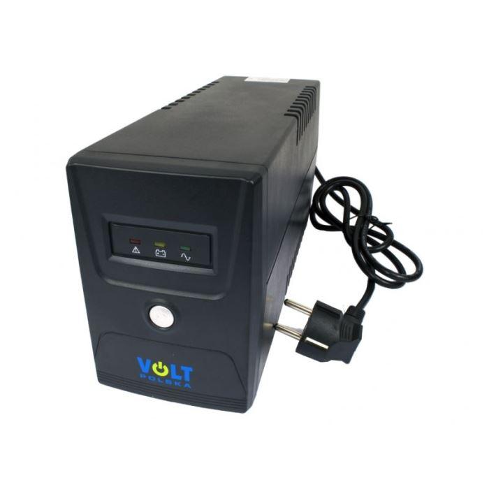 Záložní zdroj - 600 VA / 360 W 7Ah, UPS, VOLTPOLSKA PICO UPS