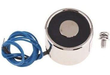 Elektromagnet P30/25 12VDC, 15kg