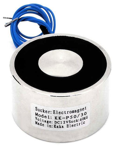 Elektromagnet P50/30 12VDC, 60kg