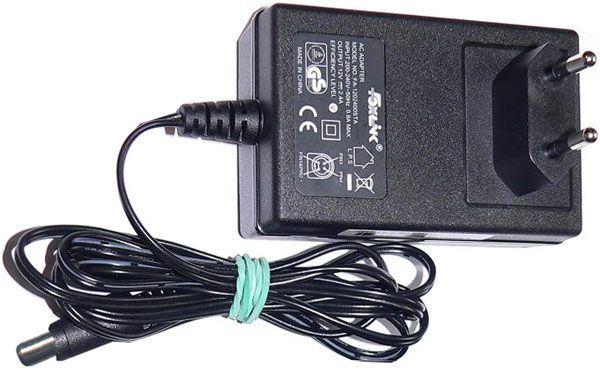 Napáječ, síťový adaptér Foxlink 12V/2A spínaný, koncovka 5,5x2,1mm
