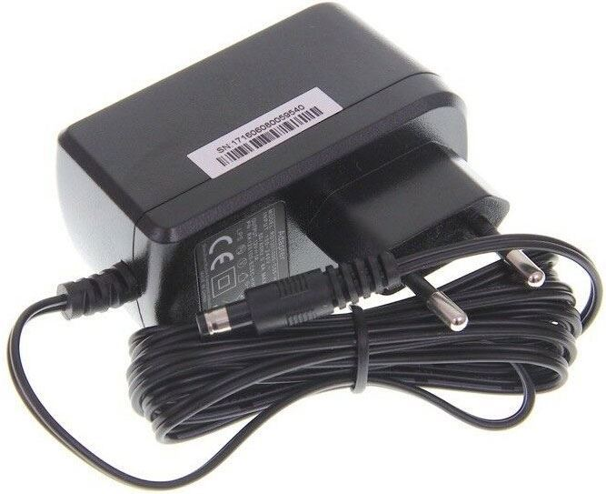 Napáječ, síťový adaptér, 12V/1A spínaný, koncovka 5,5x2,1mm
