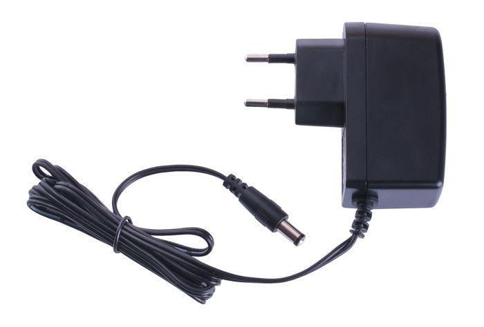 Napáječ, síťový adaptér 12V/1A spínaný, koncovka 5,5x2,1mm, GOODEX